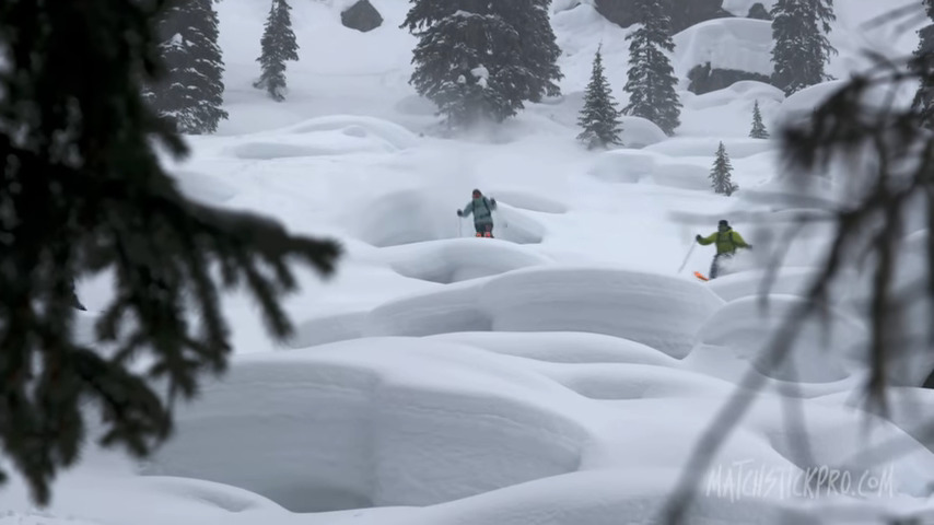 Backcountry Camp and Shred - Return to Send'er